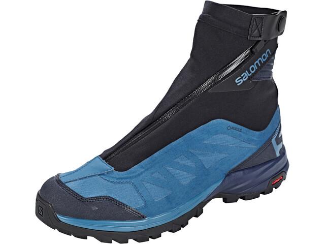 f6a3abcc Salomon Outpath Pro GTX Hiking Shoes Men moroccan blue/navy blazer/indigo bu